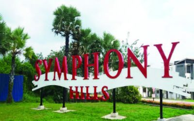 Symphony Hill Sign